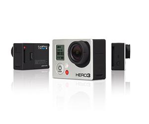 GoPro HERO3 Cameras: Black Edition