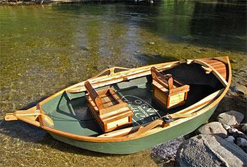 Orvis-Edition Croff Craft Driftboat