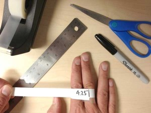 finger-measuring