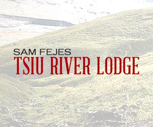 Sam Fejes Tsiu River Lodge: Trophy Class Animals