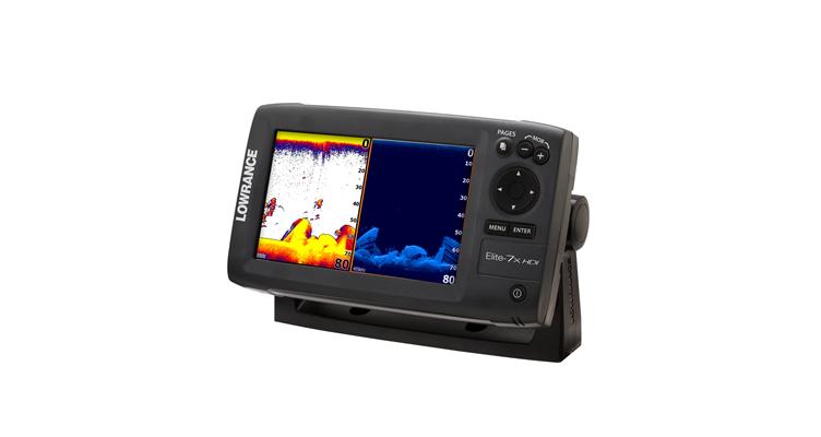 Elite-7x HDI Fishfinder